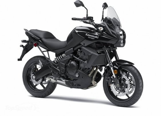 2012 Kawasaki Versys - Top Speed