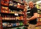 "Grocery stores launches ""man aisle"""