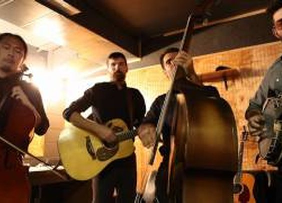 """The Avett Brothers Sing, """"The Prettiest Thing"""""""