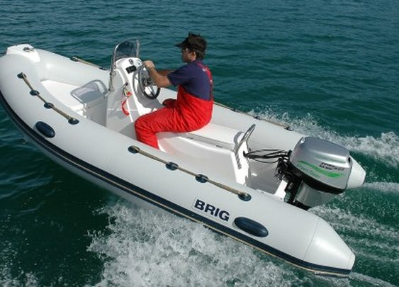 The 30 hp Aquawatt - the world's most powerful electric outboard motor