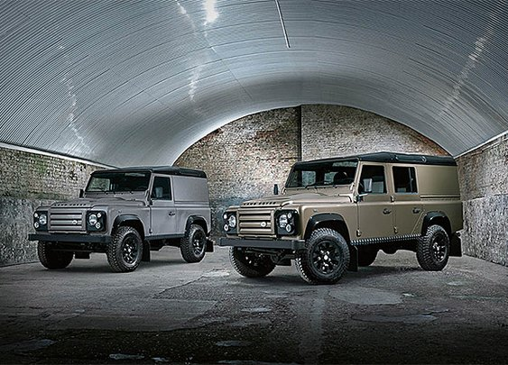 Land Rover Defender XTech Edition | Uncrate
