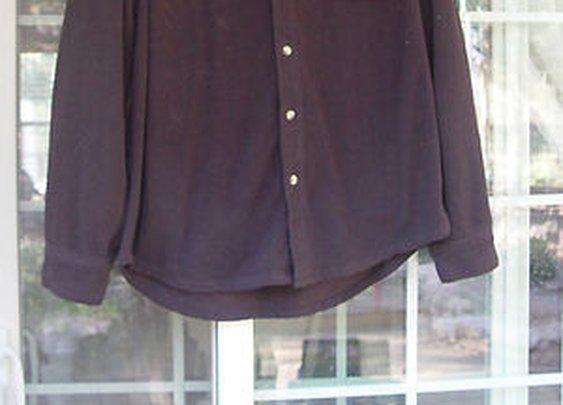 EMS Eastern Mountain Sports Fleece Shirt | eBay