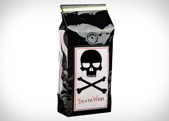 Death Wish Coffee | Uncrate