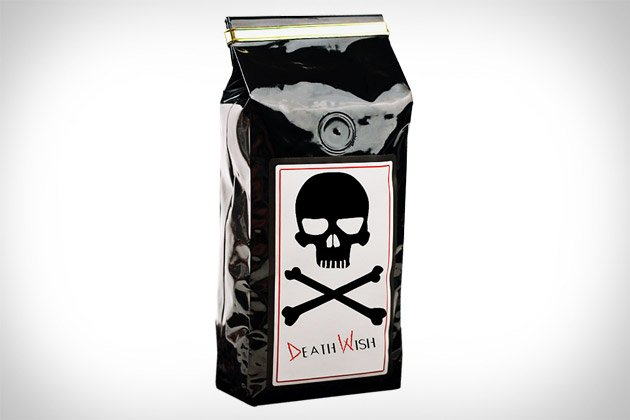 Death Wish Coffee   Uncrate