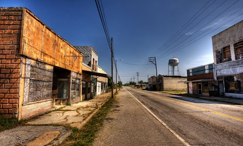 The Presurfer: 28 Freaky Ghost Towns You Can Visit