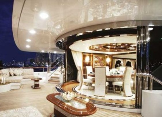 Benetti launches superyacht Diamonds Are Forever | LUXUO Luxury Blog