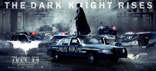 The Dark Knight Rises Wallaper