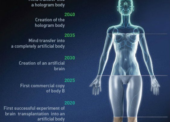 Immortality for Humans by 2045 : Discovery News