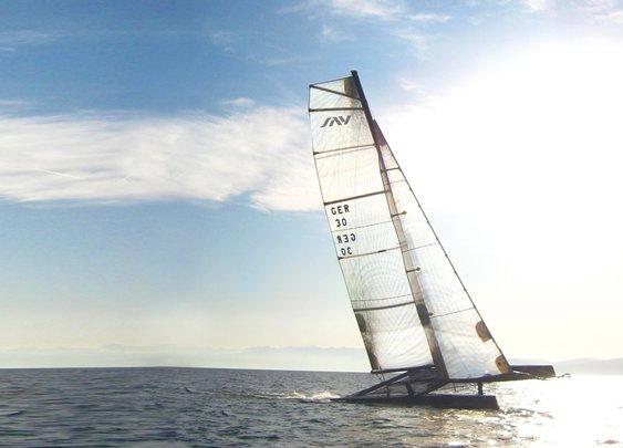 SAY Carbon Fiber Yachts
