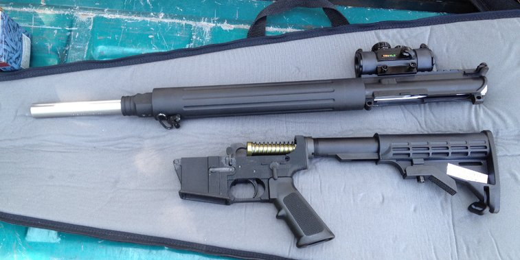 A Working Assault Rifle Made With a 3-D Printer   Popular Science