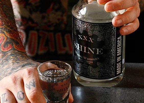 Shine Whiskey- Philadelphia Distilling