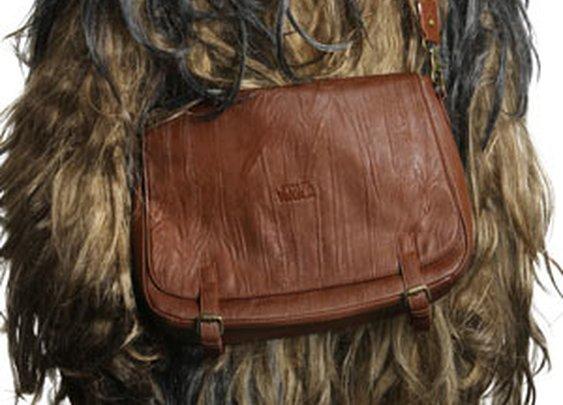 ThinkGeek :: Star Wars Chewbacca Messenger Bag