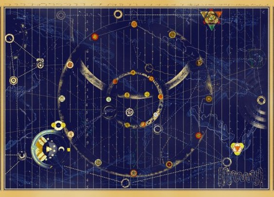 (Found) Time Bandits Map « SciFi TAKEOVER