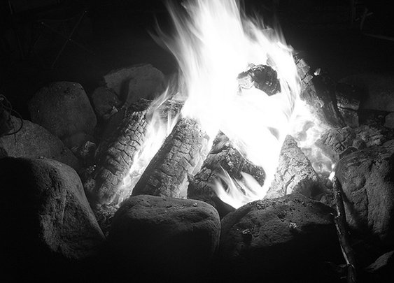 How To Build a Campfire | The Art of Manliness