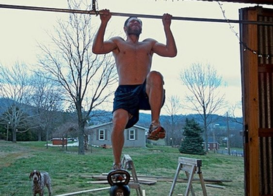 Do More Than One Stinking Pull-Up | The Art of Manliness