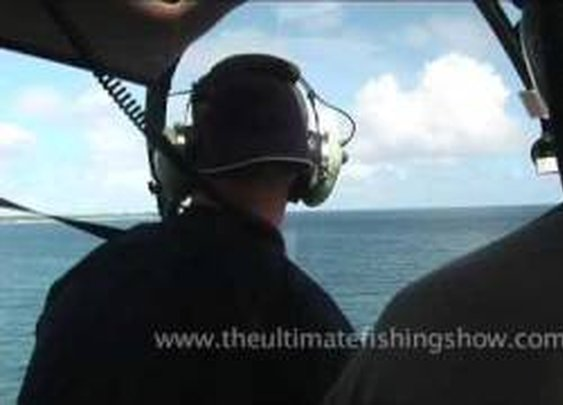Helicopter Fishing