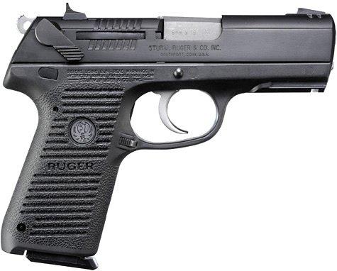 Ruger® P-Series P95™ Centerfire Pistol Models