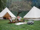 Camping Gets Glamorous: Shelter Co. in California