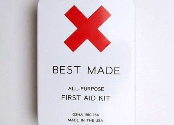 The Best First Aid Kit Ever