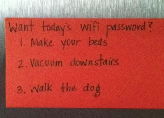 Parents Getting Trickier With Their Demands [Pic] | I Am Bored
