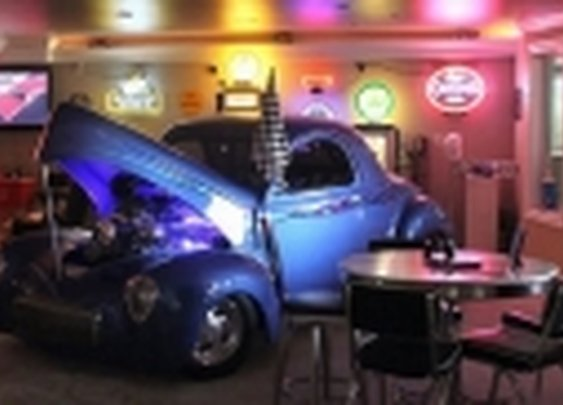 Car Man Cave Ideas & Designs | ManCaveKingdom.com