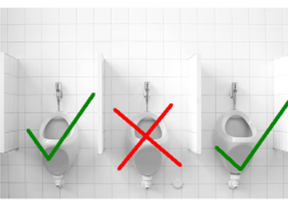The Rules of Urinal Etiquette