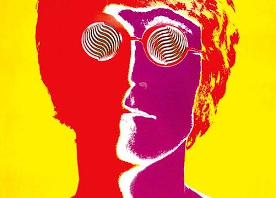 Lennon by Avedon
