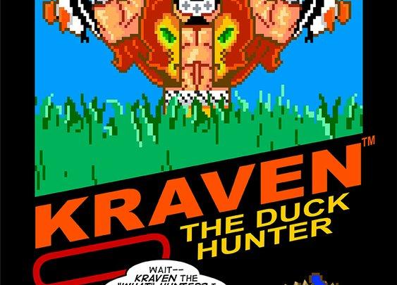 Kraven the Duck Hunter
