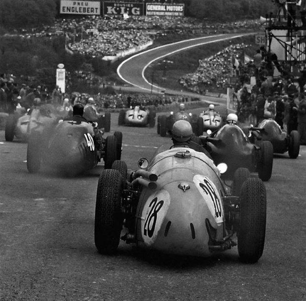 Formula One!