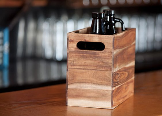 Growler Crate
