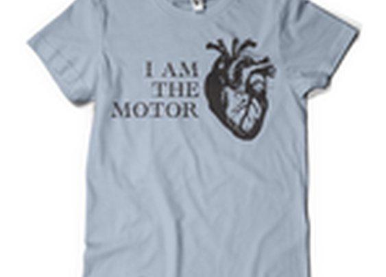 I Am The Motor by StomachOfAnger | StomachOfAnger