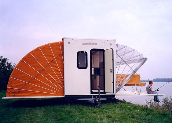 "Mobile Home ""De Markies"""