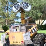Pixar Fan Creates A Real-Life, Working WALL-E