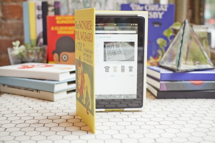 eBook Jackets | Out of Print Clothing