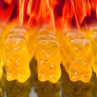 Evil Hot Gummi Bears - buy at Firebox.com