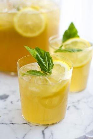 Bourbon Lemonade