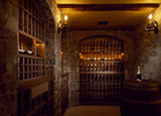Wine Cellar - traditional - wine cellar - san francisco - by Simpson Design Group Architects