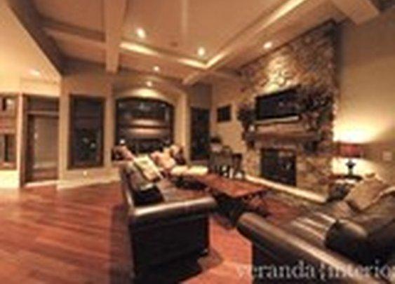 Great Room - traditional - family room - calgary - by Veranda Estate Homes & Interiors