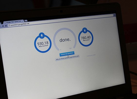 My Quick Google Fiber Space Walk-through (video) | ImBloggingMe