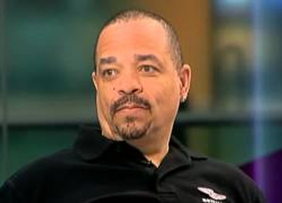 Rapper Ice T on US gun control