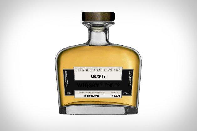 Whisky Blender | Uncrate