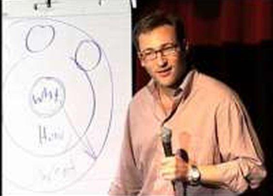 Simon Sinek: How Great Leaders Inspire Action  |  thethingaboutflying