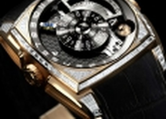 Cyrus Klepcys Conquest 1 000 000 CHF watch presentation  | Cyrus Watches News