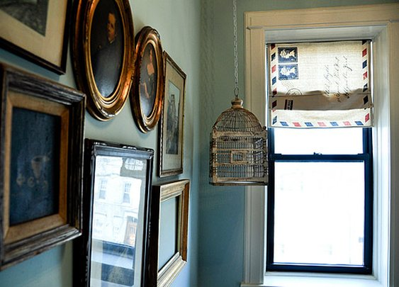 5 Affordable & Unusual DIY Window Treatments
