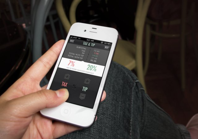 Billr -- App To Help Split the Bill
