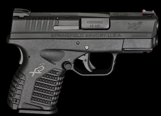 XD-S 45mm Subcompact Pistol - Photo Gallery | Springfield Armory USA