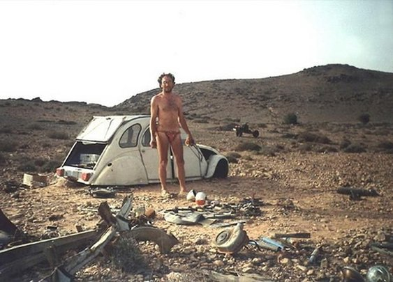 Huckberry | Survival 401: Turn Your Dead Car into a Working Motorcycle
