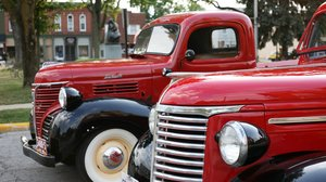 Cruisin' For Classic Cars On A Steamy Summer Night : NPR