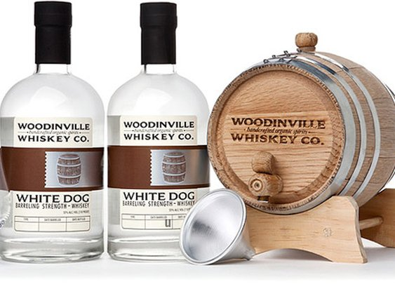 Age Your Own Whiskey Kit   Uncrate
