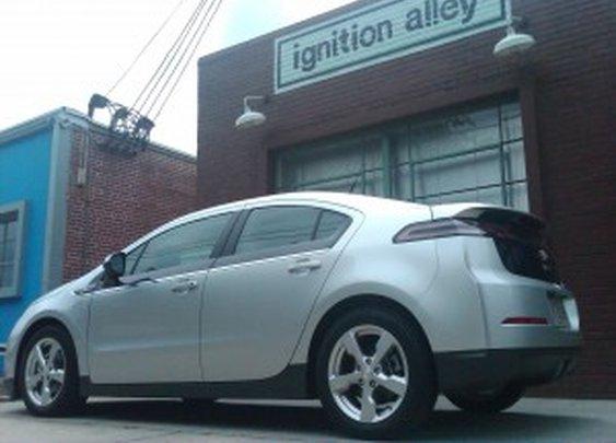 2012 Chevrolet Volt: First Look | Nick Palermo